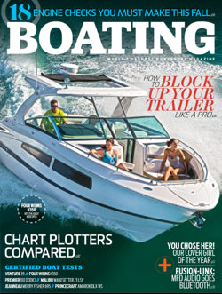 As seen in Boating Magazine!