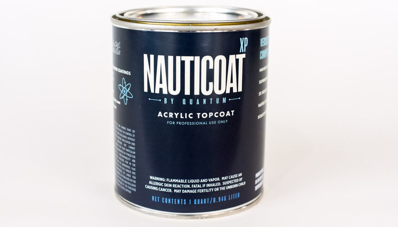 Nauticoat Polyurethane Topcoat Base Colors