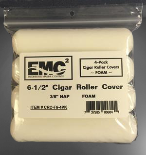 6-1/2 inch Cigar Roller Cover 4 pack