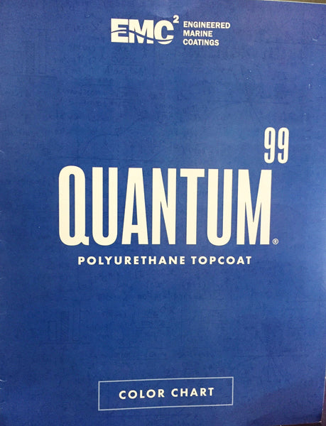Quantum99 Color Card