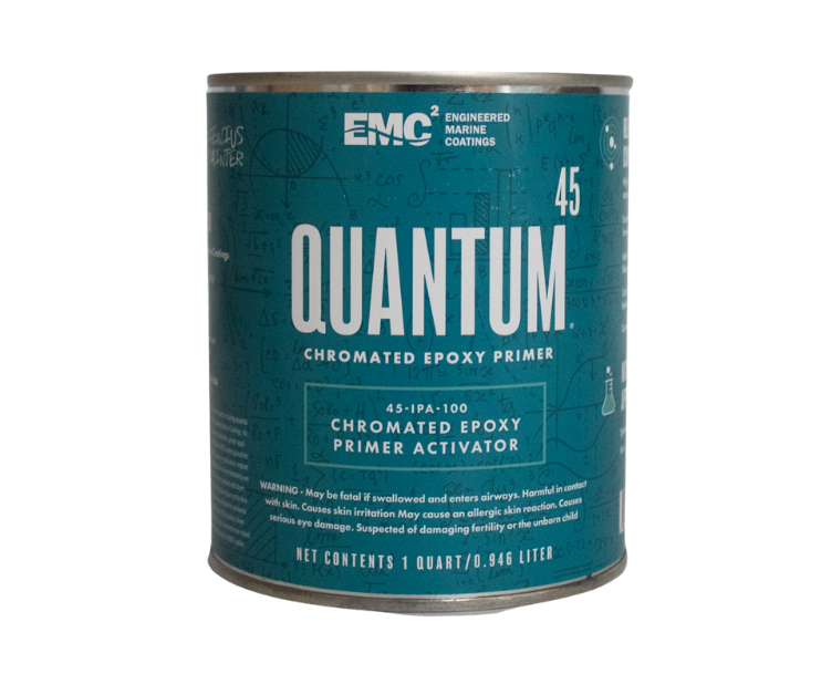 Quantum45 Chromated Primer and Activator