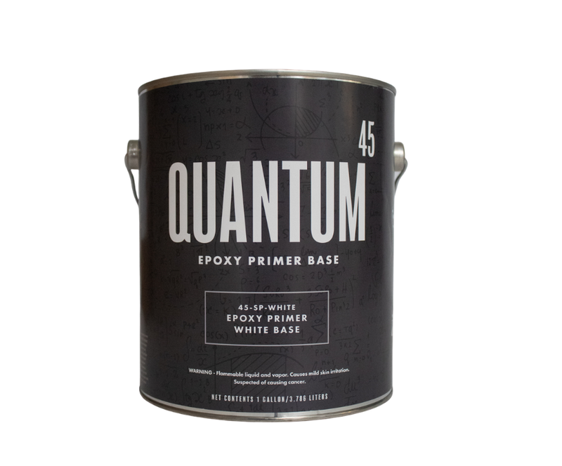Quantum45 2 Part Epoxy Primer and Highbuild Products