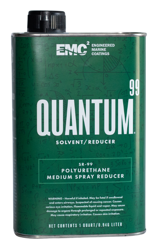 Quantum Spray Reducers