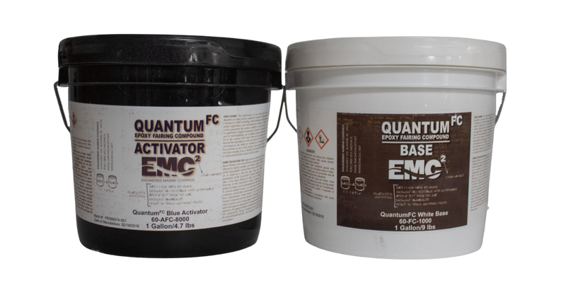 QuantumFC 2 Gallon Fairing Compound Kit
