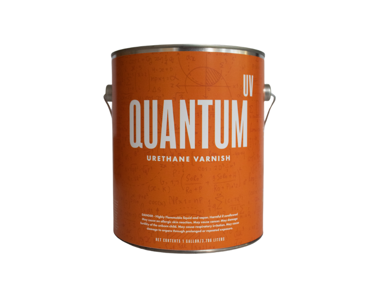QuantumUV Two Part Varnish