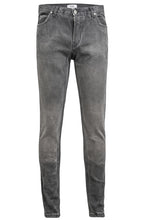 Load image into Gallery viewer, SELVEDGE DENIM SKINNY - Heavy Wash Grey, Jeans - ROE