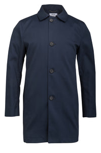 RAINMAC - NAVY, Jacket - ROE
