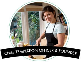 Sarah Hilleary Chief Temptation Officer and Founder at B-Tetmped Gluten Free