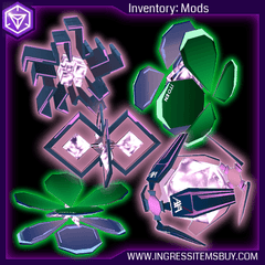 INGRESS MODS