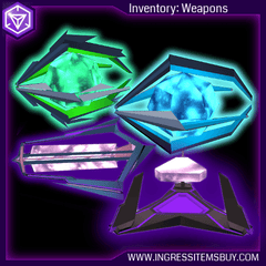 INGRESS WEAPONS