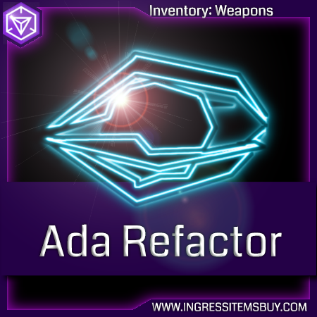 Ingress Ada Refactor|Ingress Virus|ingress weapons|ingress shop|ingress store|ingress items