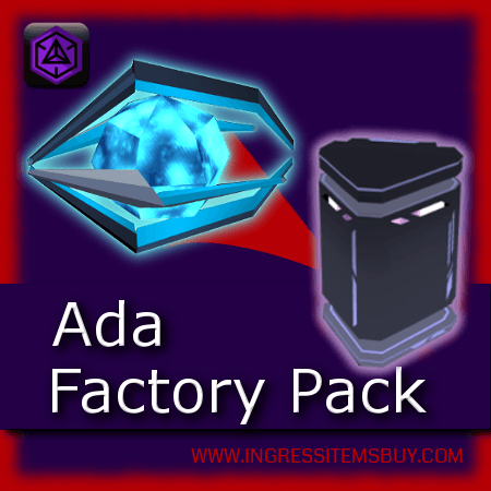 Ingress Ada Refactor Factory Pack,Ingress Weapons- INGRESS SHOP INGRESS ITEMS BUY