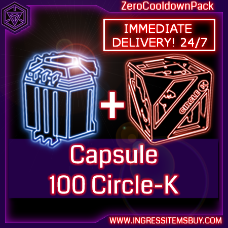 Buy Ingress Capsule,buy CIRCLE-K buy lawson power cube