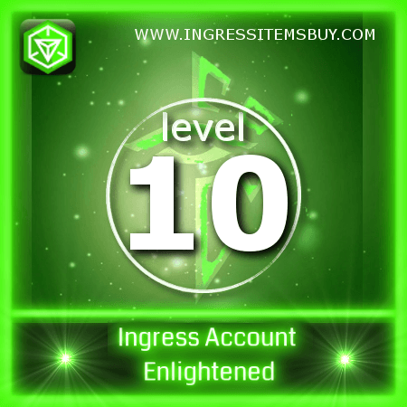 Ingress game account|buy ingress account| ingress Enlightened account