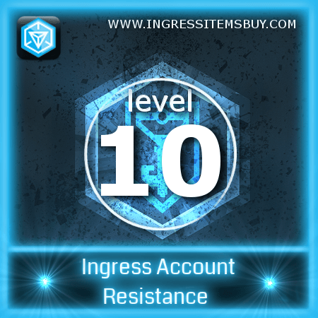 Ingress game account|buy ingress account| ingress resistance account