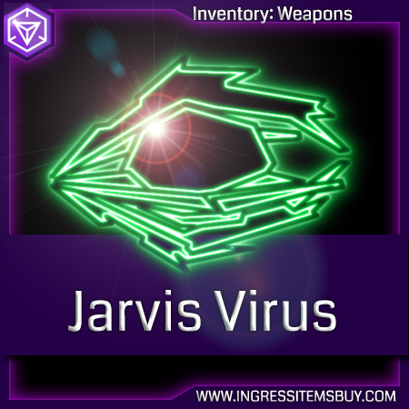 Ingress Jarvis Virus|Ingress Virus|ingress weapons|ingress shop|ingress store|ingress items