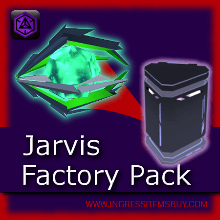 Ingress Factory Pack jarvis virus