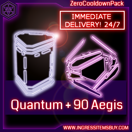 Buy ingress aegis shield and buy ingress quantum capsule
