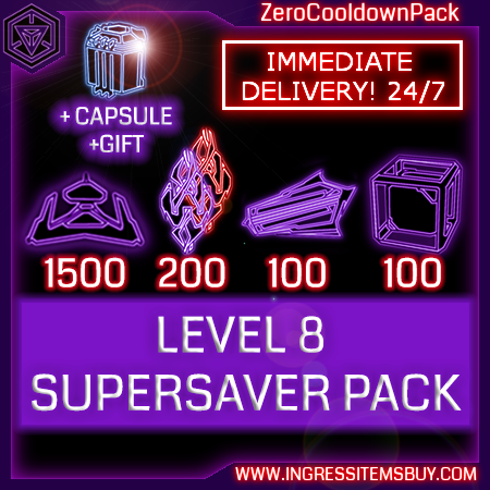 0 Zero Cooldown Supersaver Pack L8