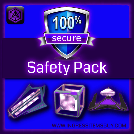 Ingress Items Safety Pack