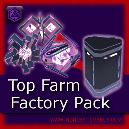 Ingress Factory Pack Top Farm