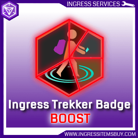 ingress shop to buy Ingress trekker badge buy ingress trekker medal