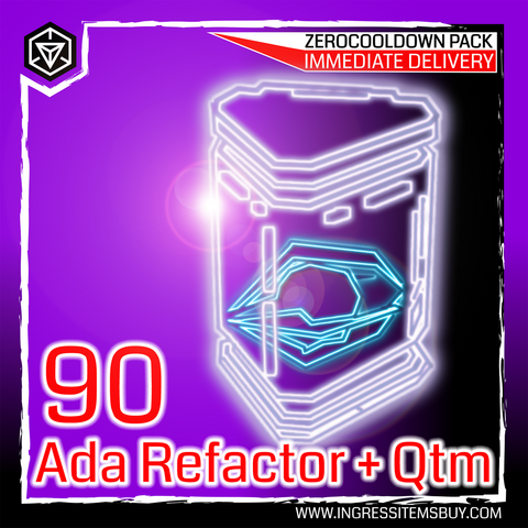 Buy ingress quantum capsule, Buy ada refactor
