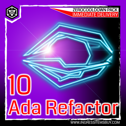 buy ingress ada refactor virus on the best ingress store
