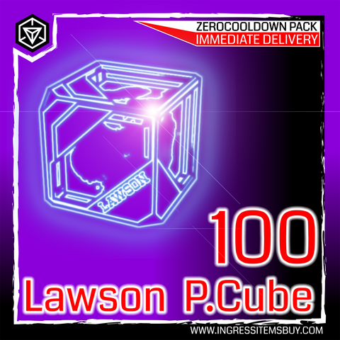 07 ZeroCooldownPack Lawson Power Cube 100 Pcs