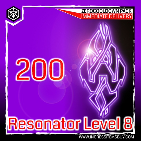 ingress resonator level 8 buy ingress reso l8