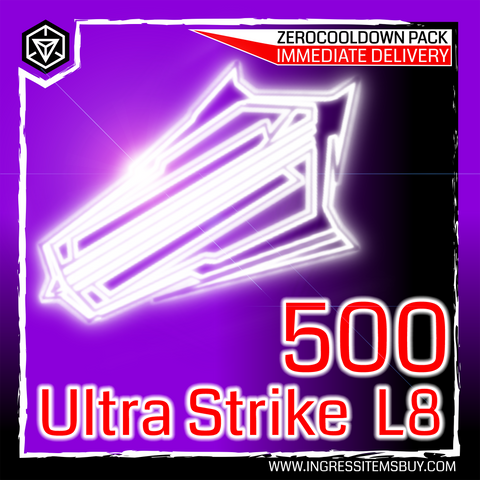 BUY INGRESS ITEMS, BUY ULTRA STRIKE L8
