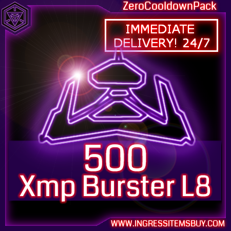 BUY INGRESS XMP BURSTERS 500
