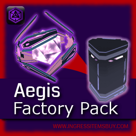 Ingress Aegis shield Factory Pack,Ingress Weapons- INGRESS SHOP INGRESS ITEMS BUY