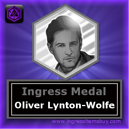 ingress medals|ingress badges|ingress Oliver Lynton-Wolfe|ingress medal|ingress badge|