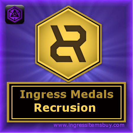 ingress badges recrusion|ingress recrusion badges|ingress recrusion medals|ingress recrusion anomaly