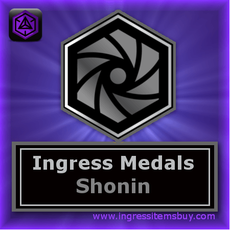 ingress anomaly shonin|ingress shonin badges|ingress shonin medals|badge shonin