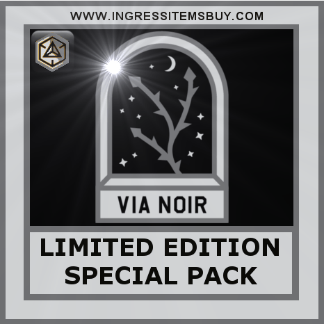 VIA NOIR ANOMALY|ANOMALY VIA NOIR|INGRESS VIA NOIR|VIA NOIR|VIA NOIR INGRESS|VIA NOIR PACK|VIANOIR