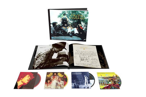 CD: Electric Ladyland Deluxe Edition 50th Anniversary  CD Box Set