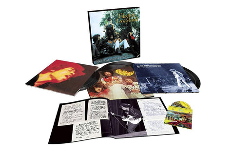 Vinyl: Electric Ladyland Deluxe Edition 50th Anniversary Vinyl Box Set