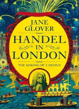 Handel in London by Jane Glover