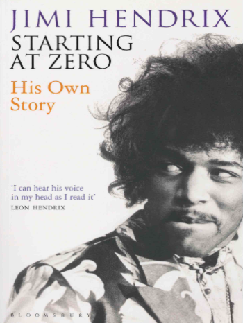Book: Starting at Zero - Jimi Hendrix