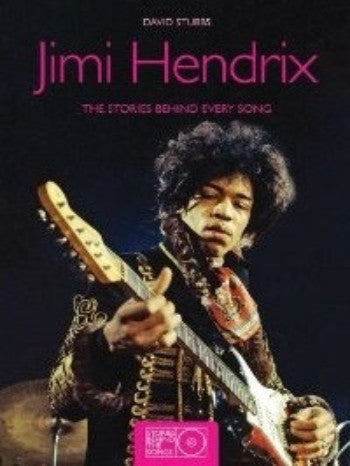 Book: Jimi Hendrix: The Stories Behind Every Song - David Stubbs