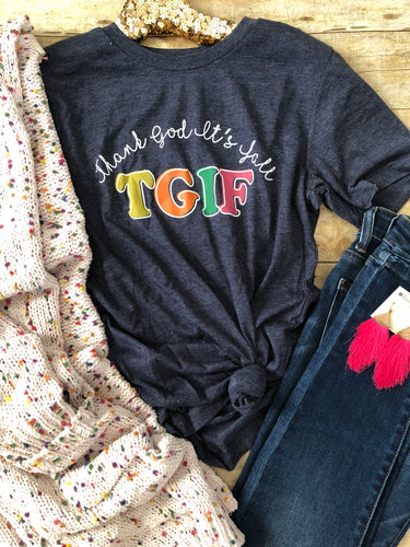 TGIF (FALL 🍁) - Maple Row Boutique