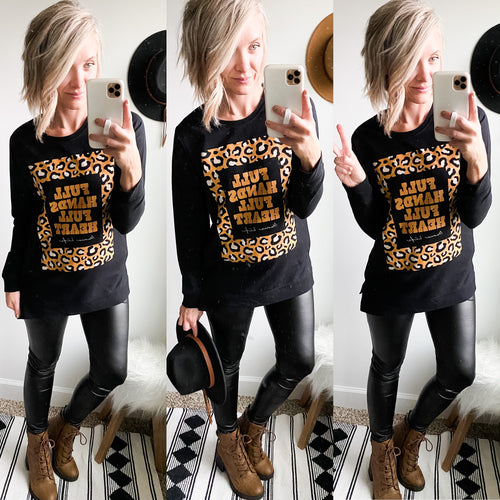 Look at me Leggings - Maple Row Boutique