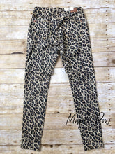 Load image into Gallery viewer, Leopard Judy Blue Denim - Maple Row Boutique