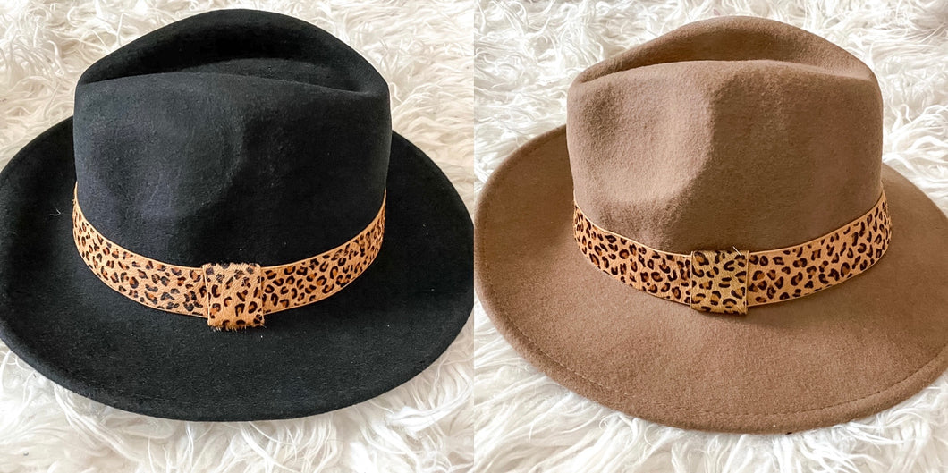 Wool Hat - Maple Row Boutique