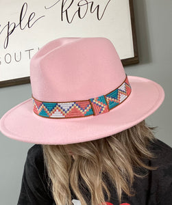 The Cabo Hat - Maple Row Boutique