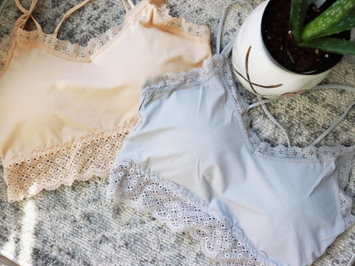 Serenity Boho Bralette - Maple Row Boutique