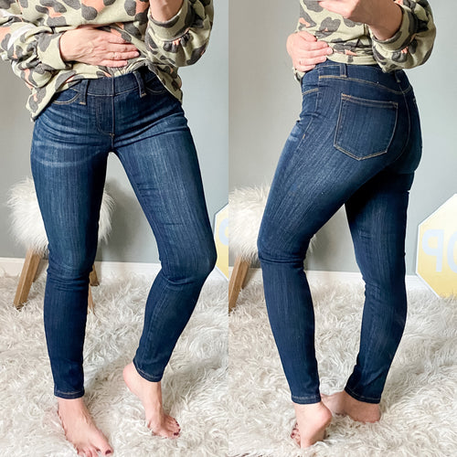 Judy Blue Jeggings - Maple Row Boutique