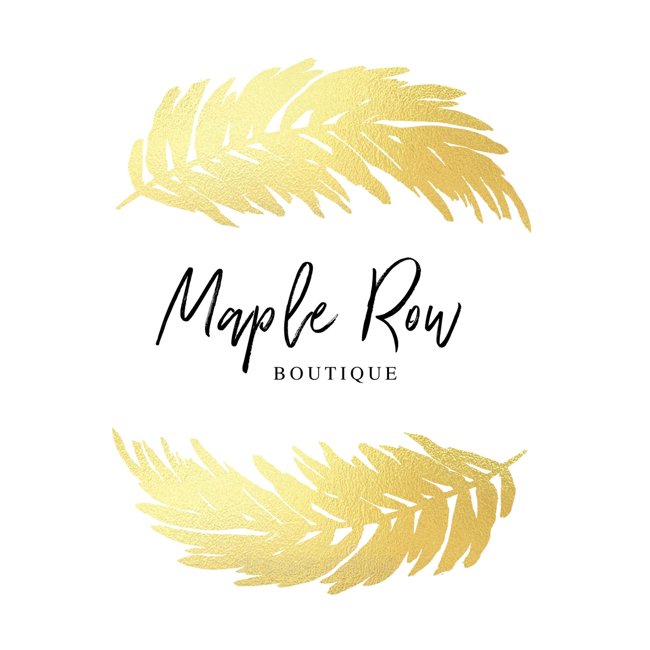 Maple Row Boutique